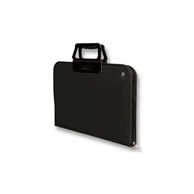 Faber Castell Proje Çantası 38X55Cm Siyah Renkli